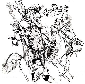 Don Quixote The Man Of La Mancha